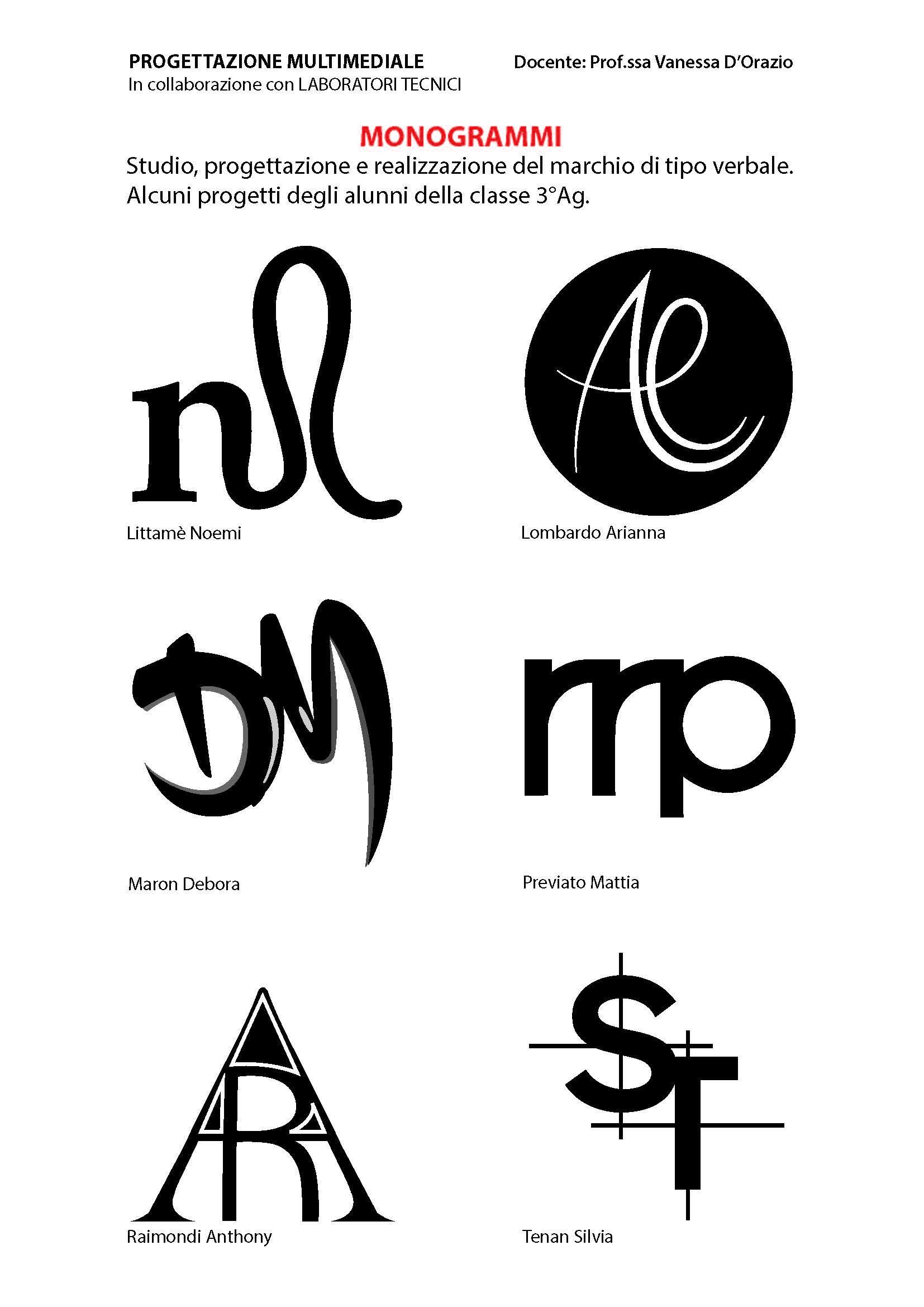Monogrammi